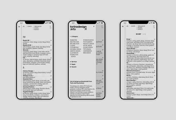 Torinodesign.info   Mobile catalog