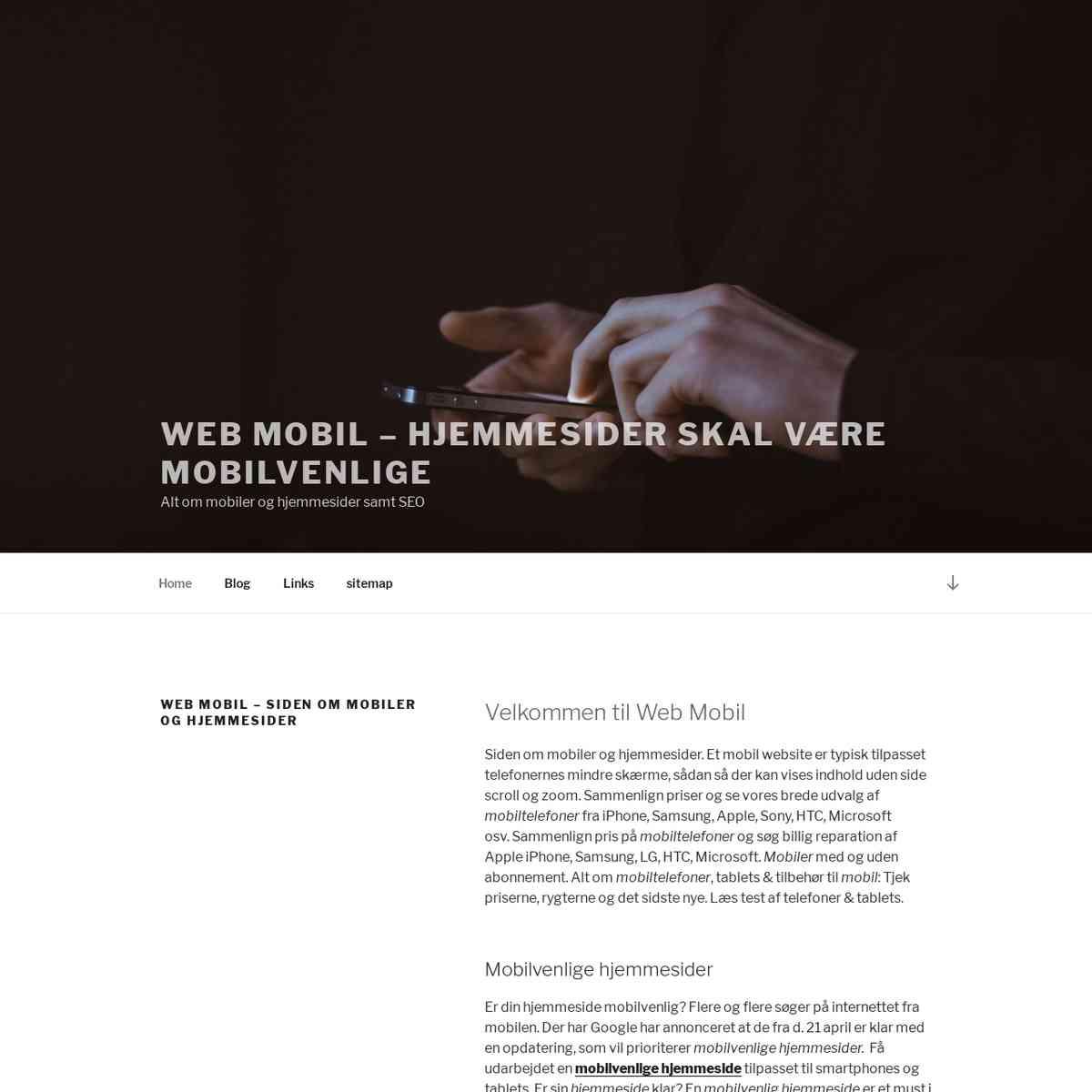 webmobil.dk