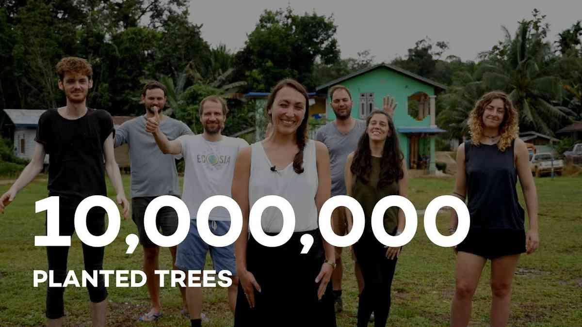 10 million trees EN