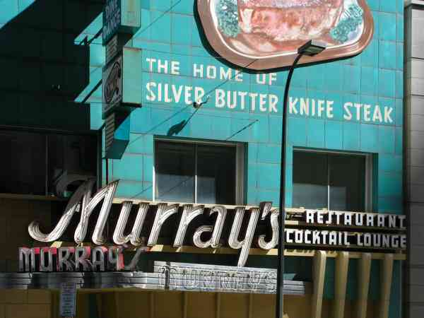 Murray's facade