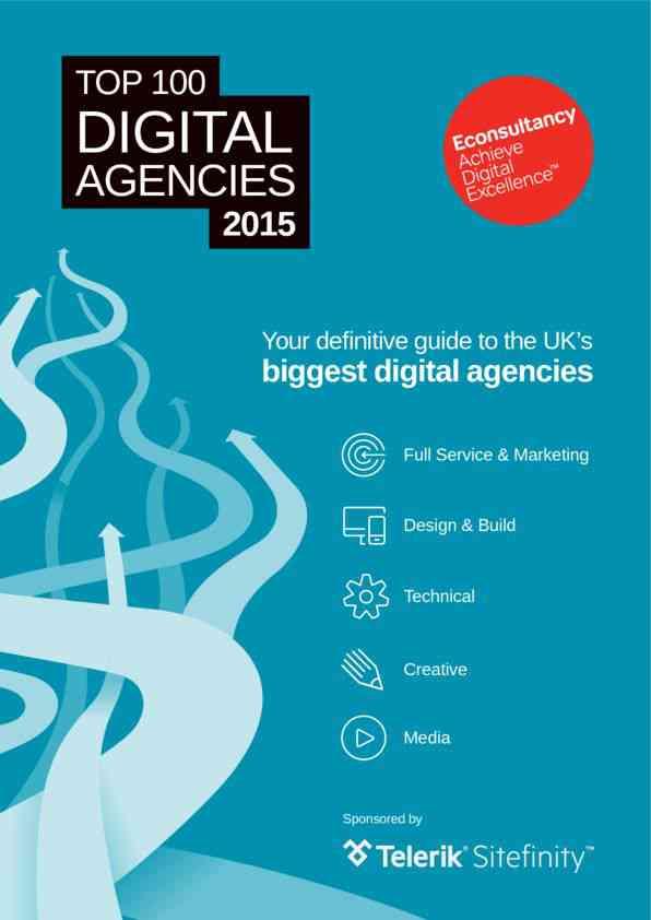 2015 Digital Agencies Report