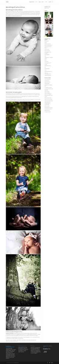 Børnefotograf