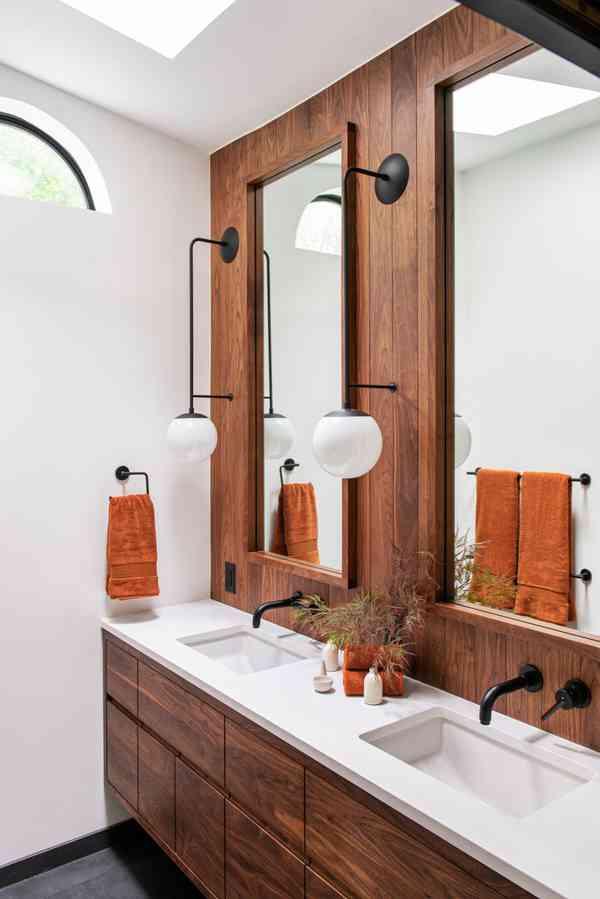 Laurelhurst Place - Modern - Bathroom - Portland - by AshtonForDesign LLC
