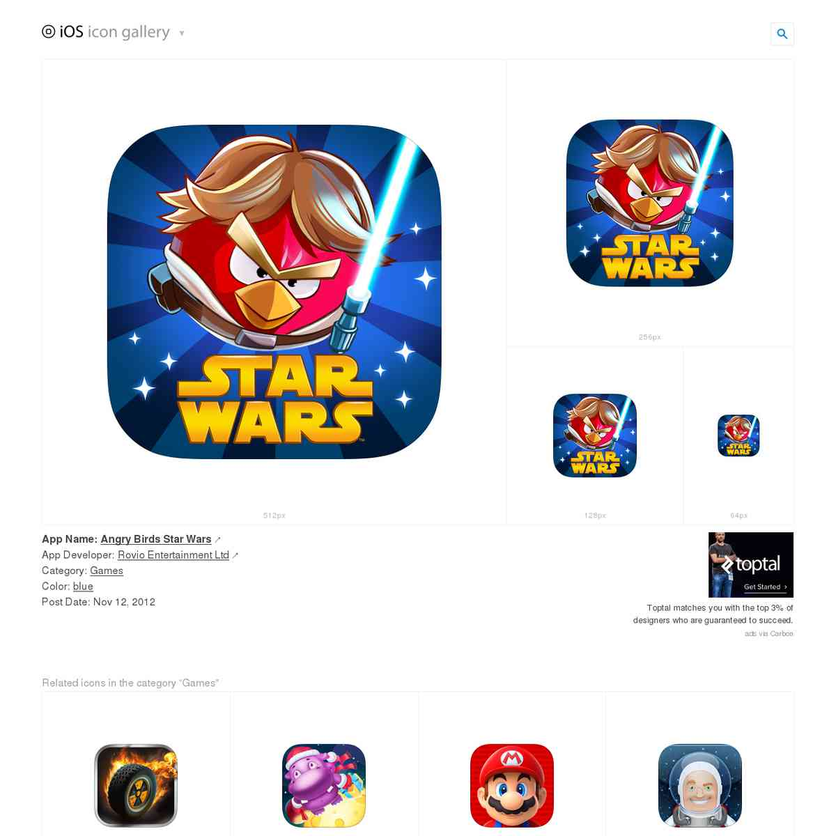 iosicongallery.com/games/angry-birds-star-wars/