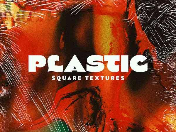 Square Plastic Textures