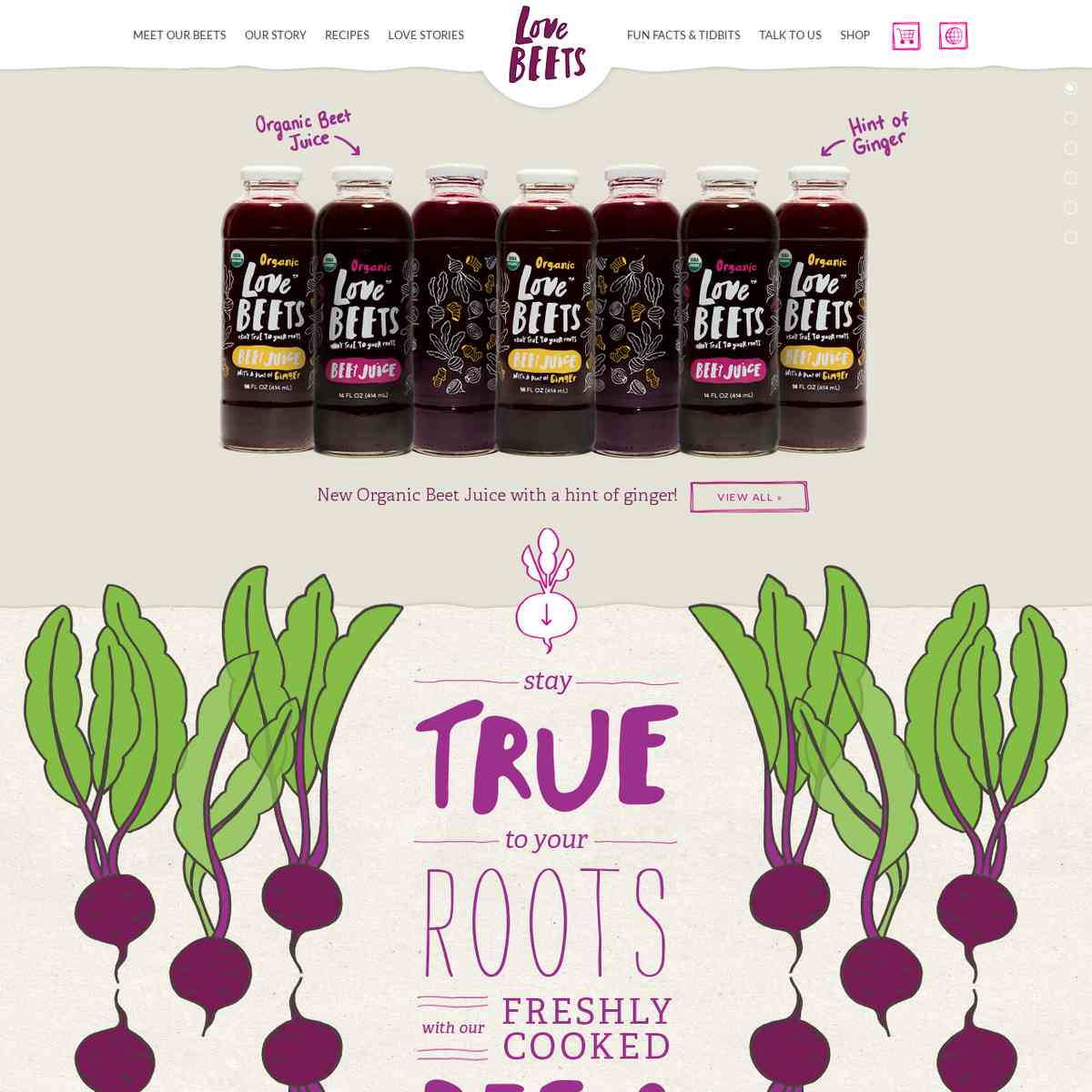 Inspiration - Love Beets
