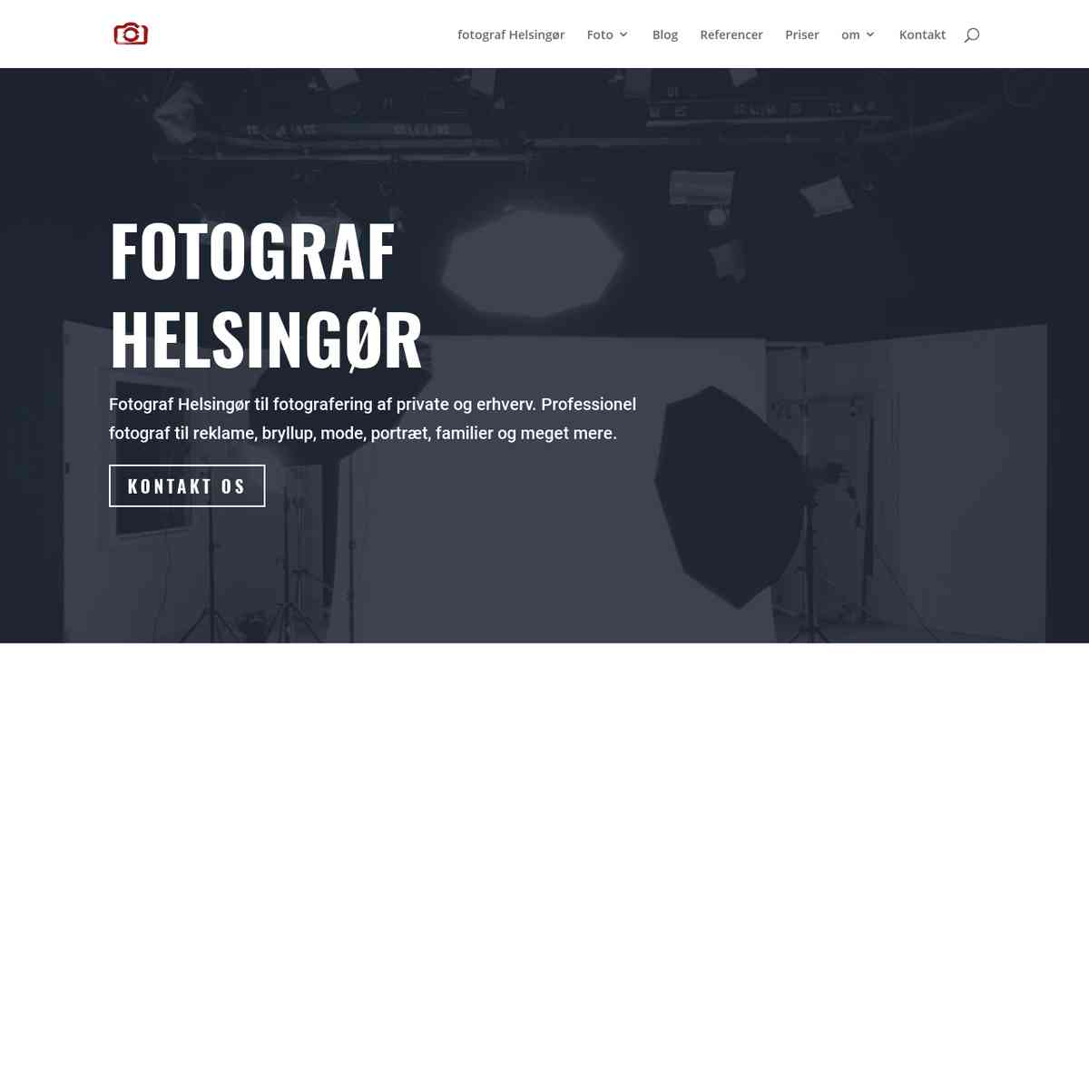 Fotograf Helsingør