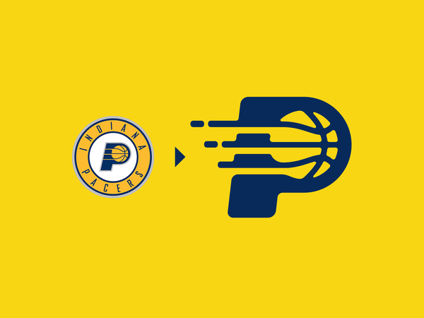 Indiana Pacers (NBA) Logo Redesign