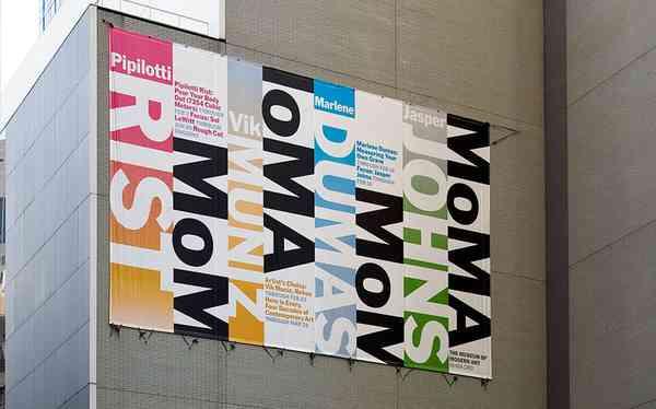 MoMA — Pentagram