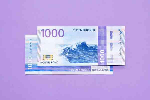 Norwegian banknotes   1000