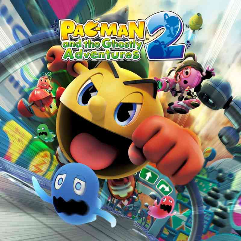 Pac-Man and the ghostly adventures1-2