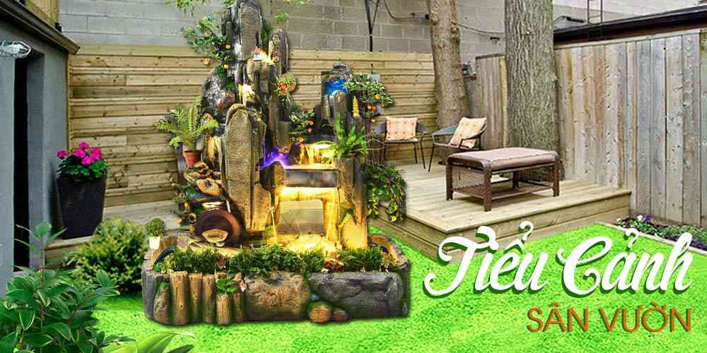 5 mẫu tiểu cảnh sân vườn nhỏ đơn giản mà đẹp – Tổng hợp mẫu tiểu cả…