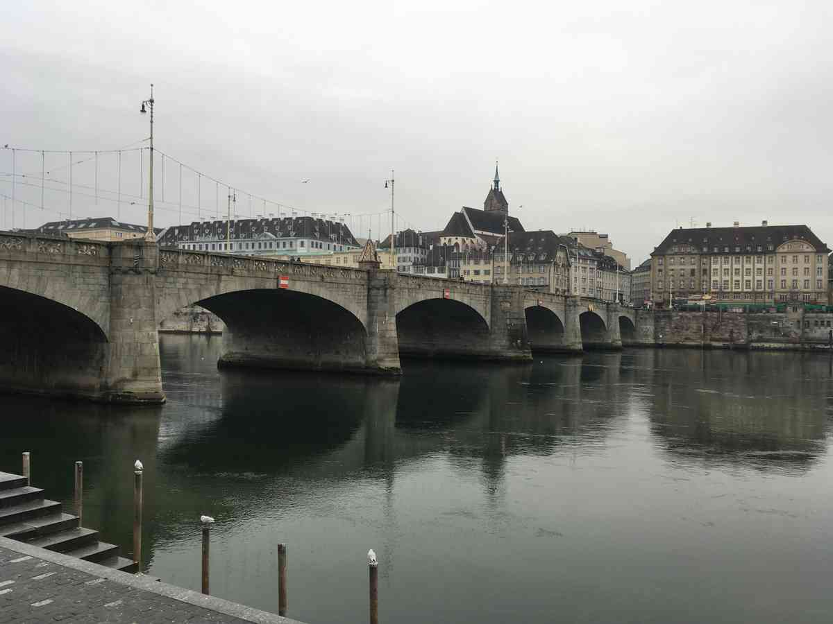 3. Basel, les trois pays, and the flight home