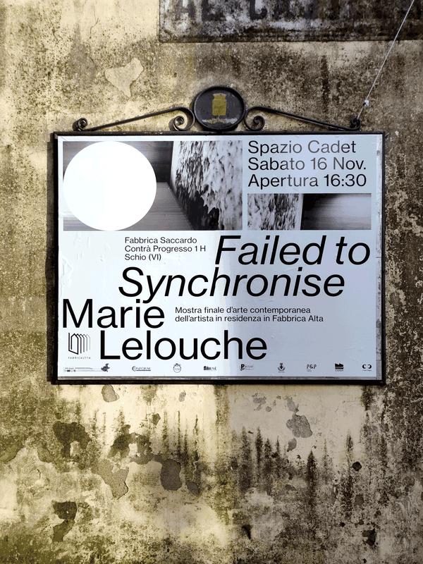 Failed to Synchronise