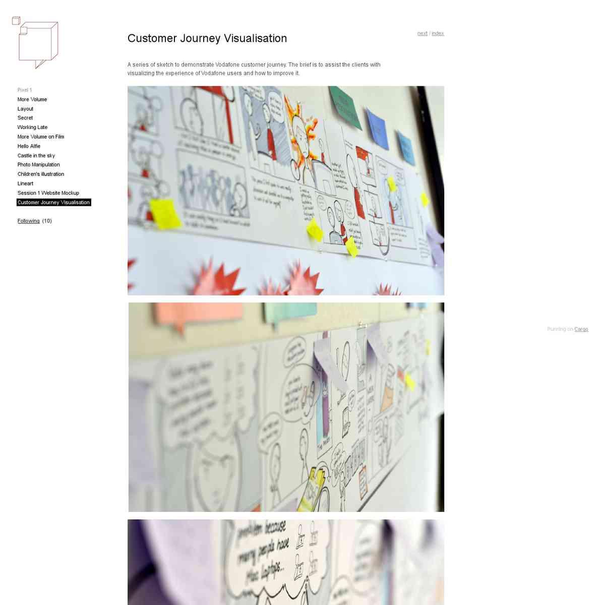 cargocollective.com/25pixel/Customer-Journey-Visualisation