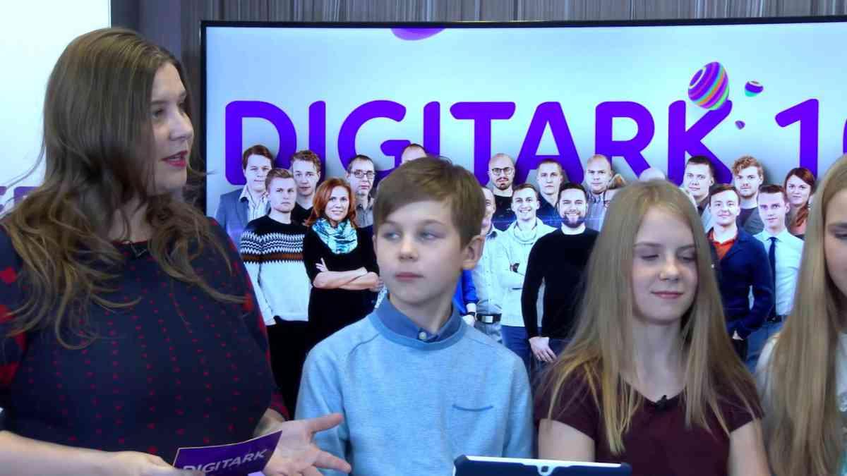 Digitark saade [#nutitund]: sel aastal muutuvad koolid veelgi nutikamaks! - YouTube