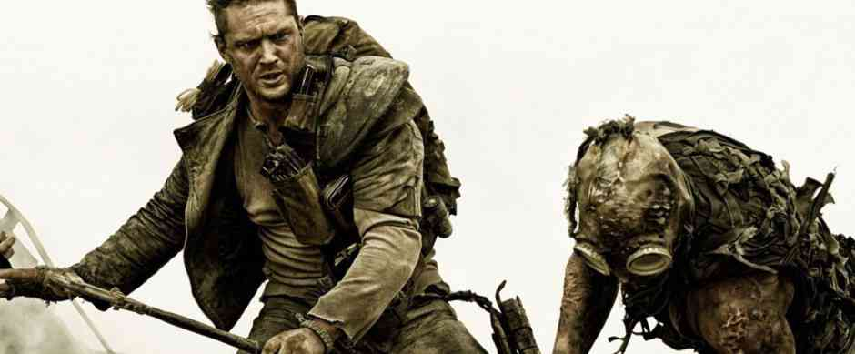 Mad Max: Fury Road- One One One Two One Red Black GO