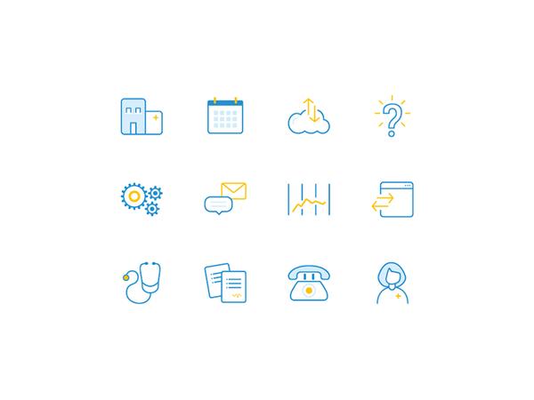 Docto icons