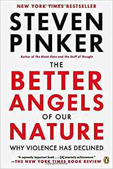 The Better Angels of Our Nature: Why Violence Has Declined: Steven Pinker: 8601300108858: Amazon.co…