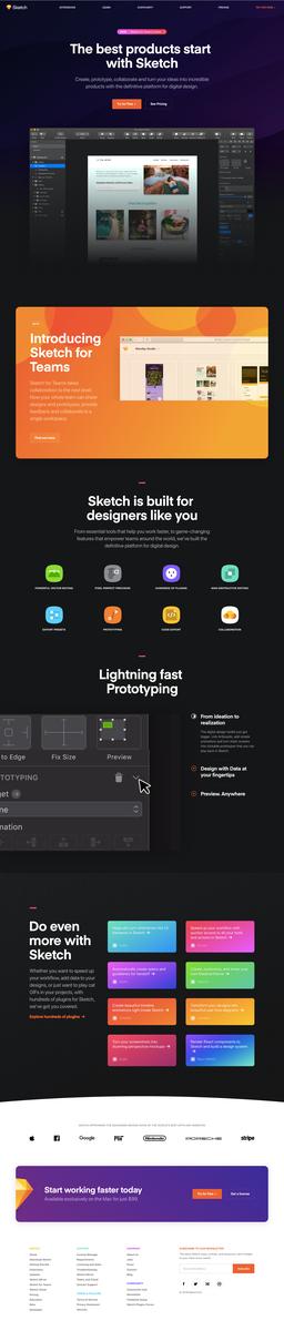Sketch - The digital design toolkit