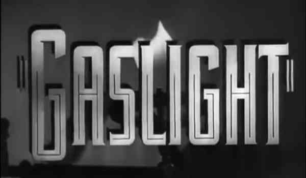Gaslight (1944) film titles