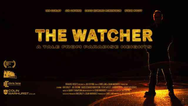 The Watcher - (A Tale From Paradise Heights)
