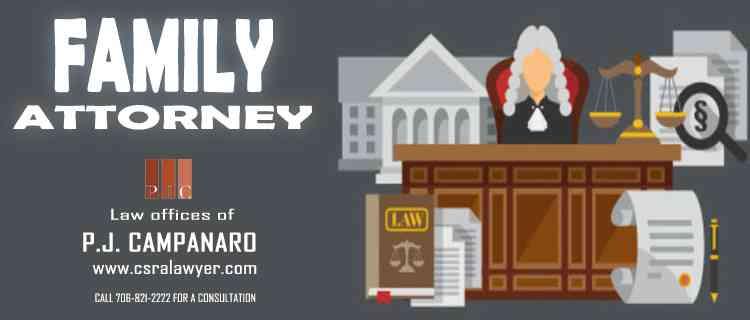 Family Attorney in Augusta, GA | PJ Campanaro