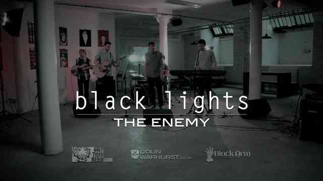 """""""The Enemy"""" - Black Lights - Directed by Colin Warhurst"""