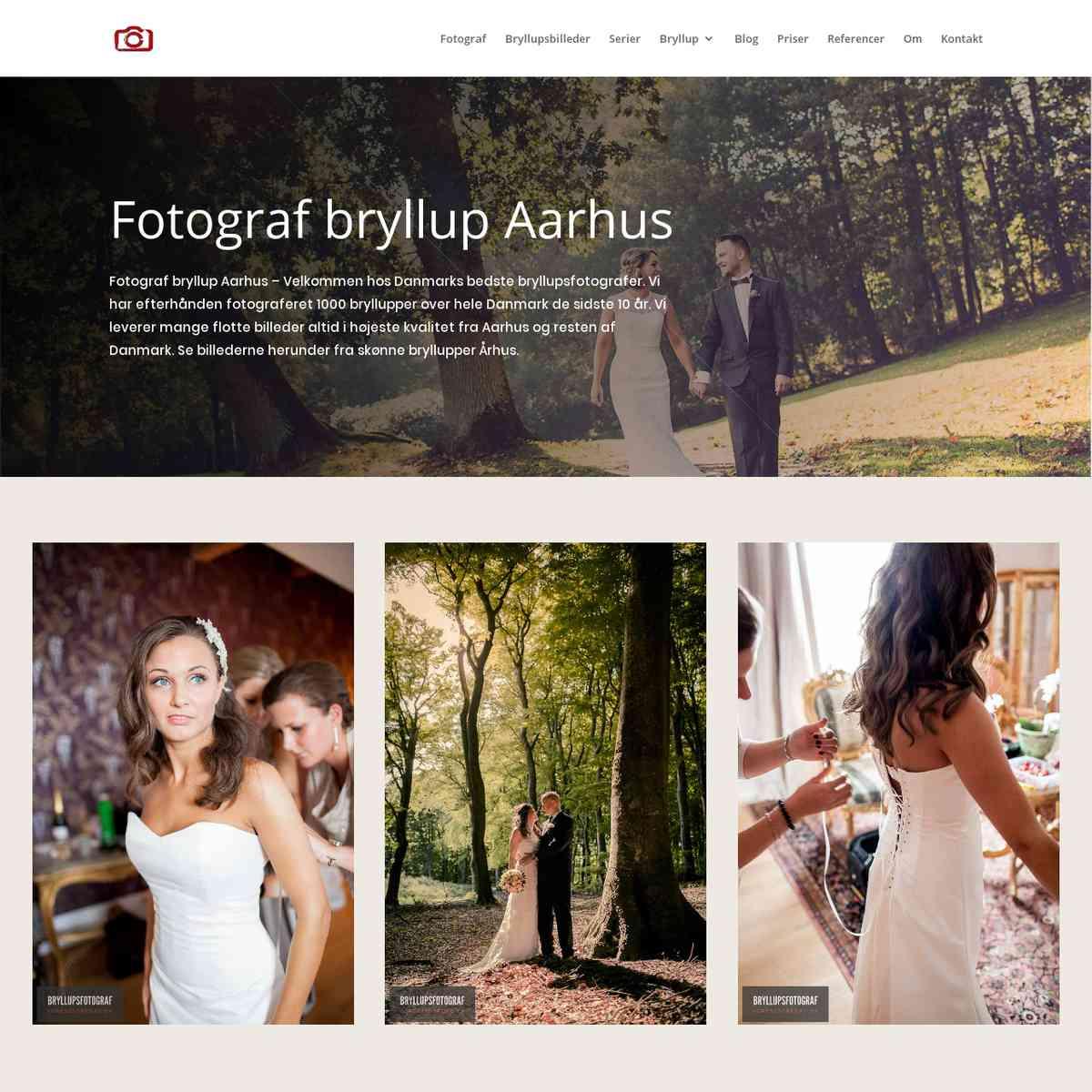 Fotograf Aarhus