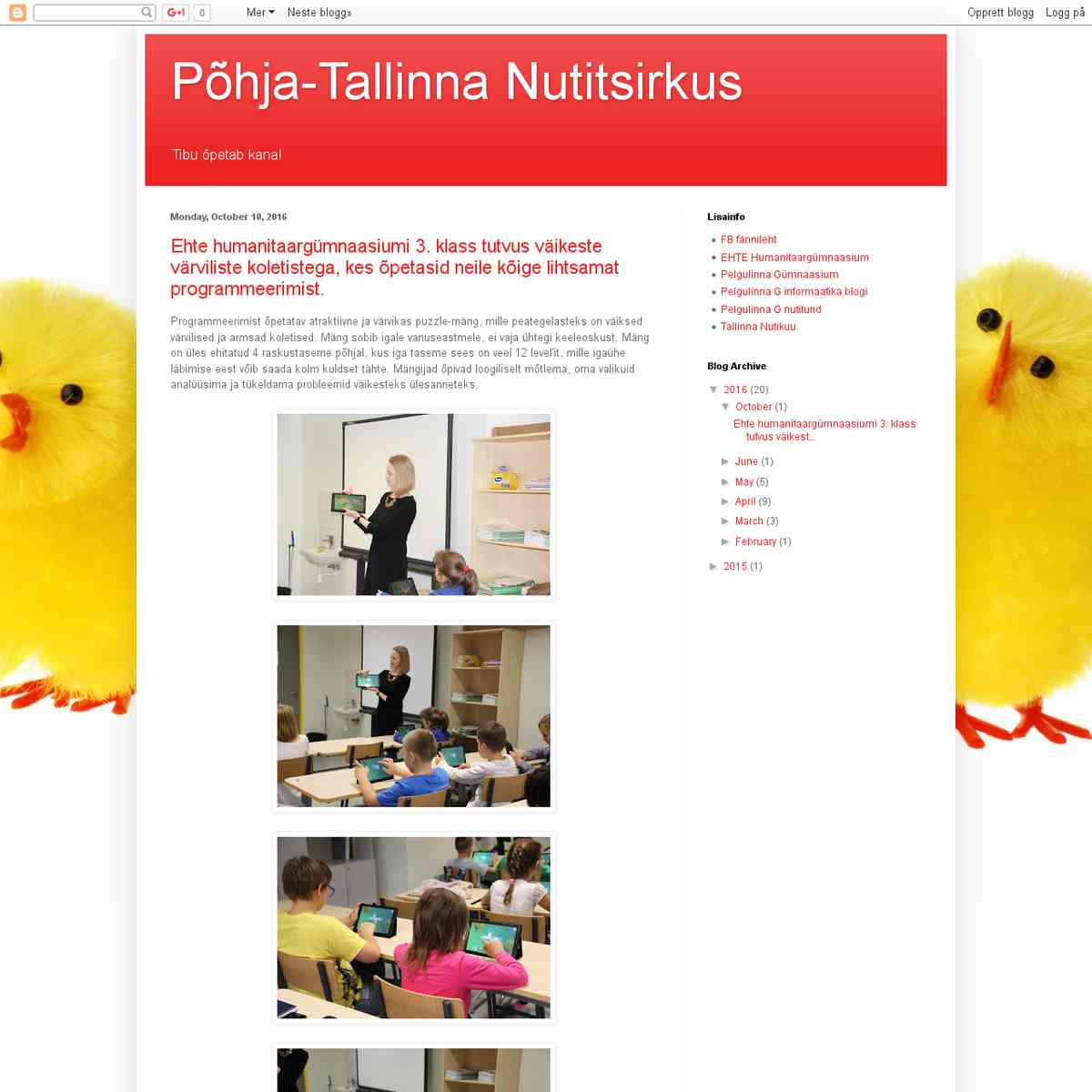 Põhja-Tallinna Nutitsirkus