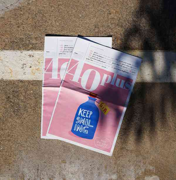 40plus Magazine