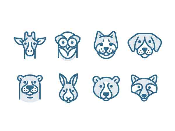 Few of my friends by Scott Tusk - Dribbble