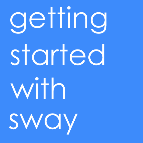 Getting Started with Sway