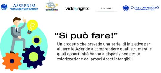 Asseprim Creatività Imprenditoriale: Si può fare! Convegno 9 maggio 2017 Milano