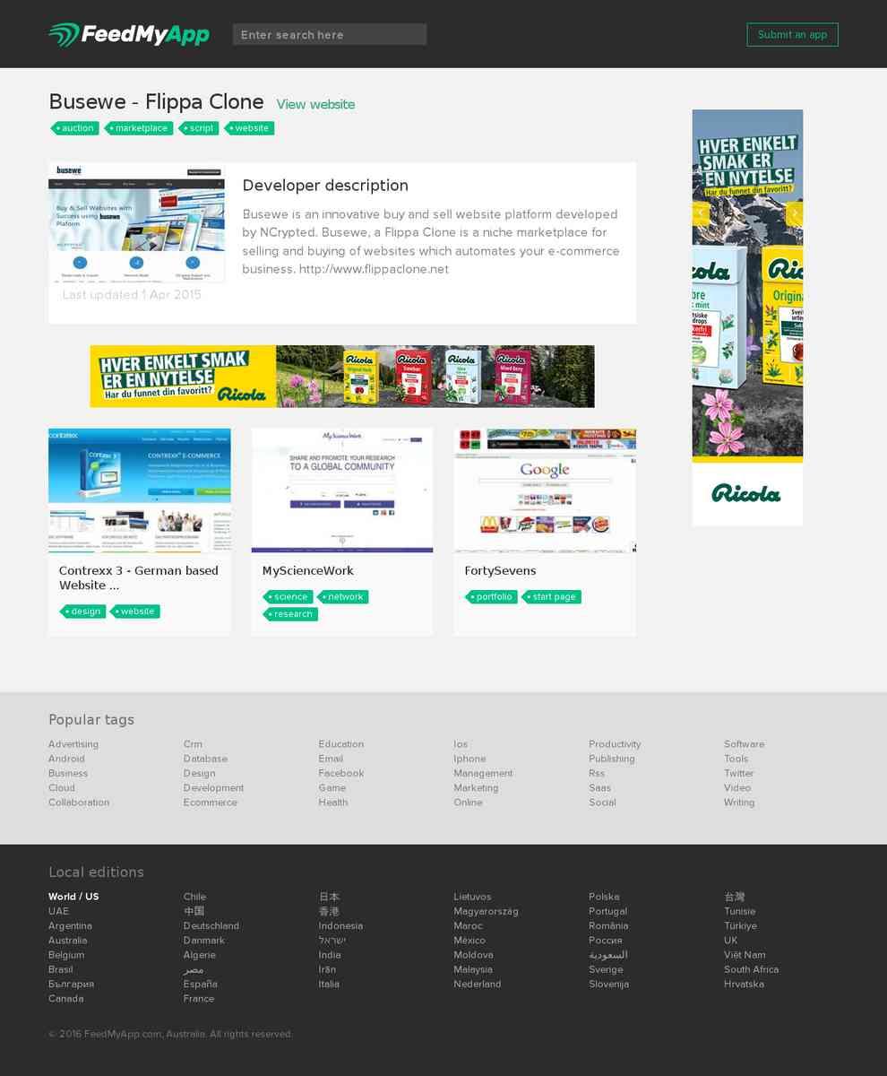 feedmyapp.com/p/a/busewe-flippa-clone/36642