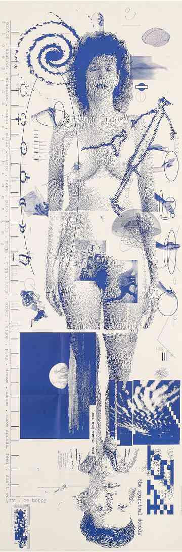 "Poster ""Design Quarterly, n°133. Does it make sense?"""