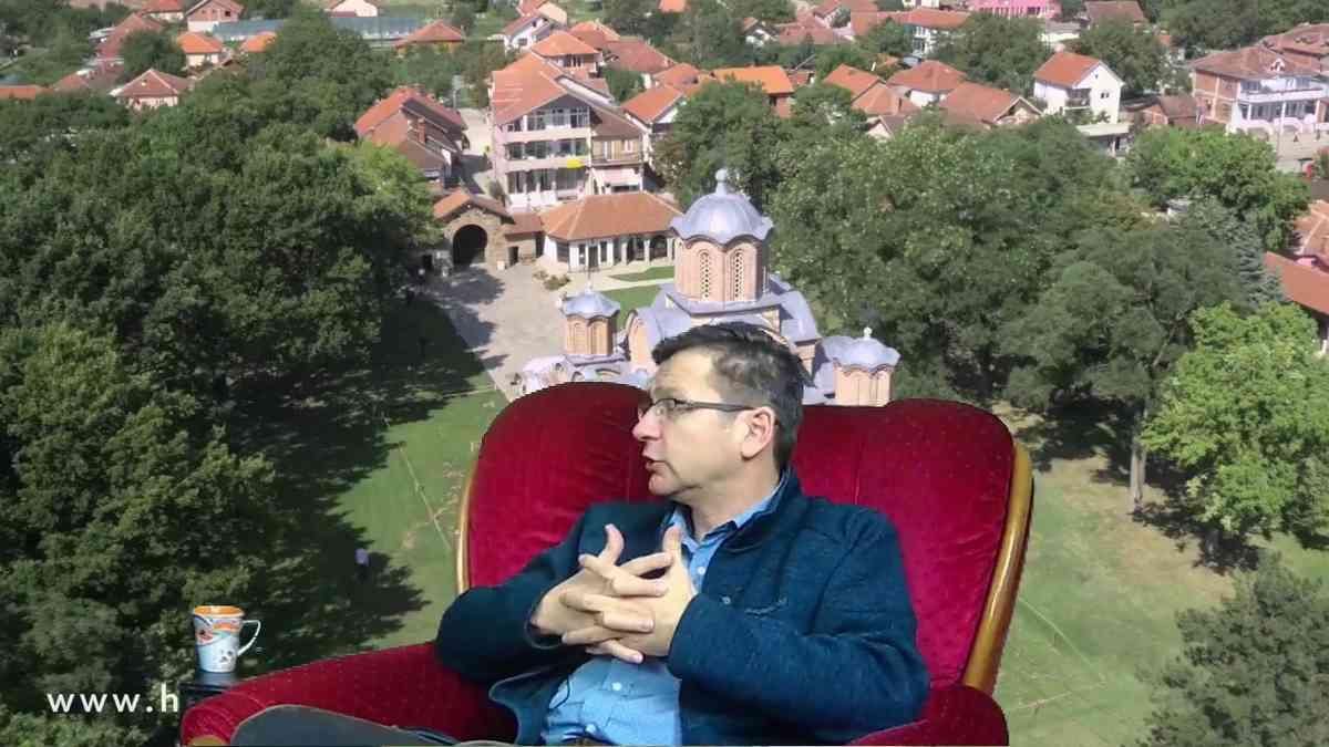 Miloš Ković u emisiji Intervju nedelje