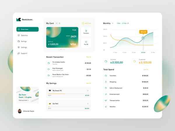 Simple Banking Web App