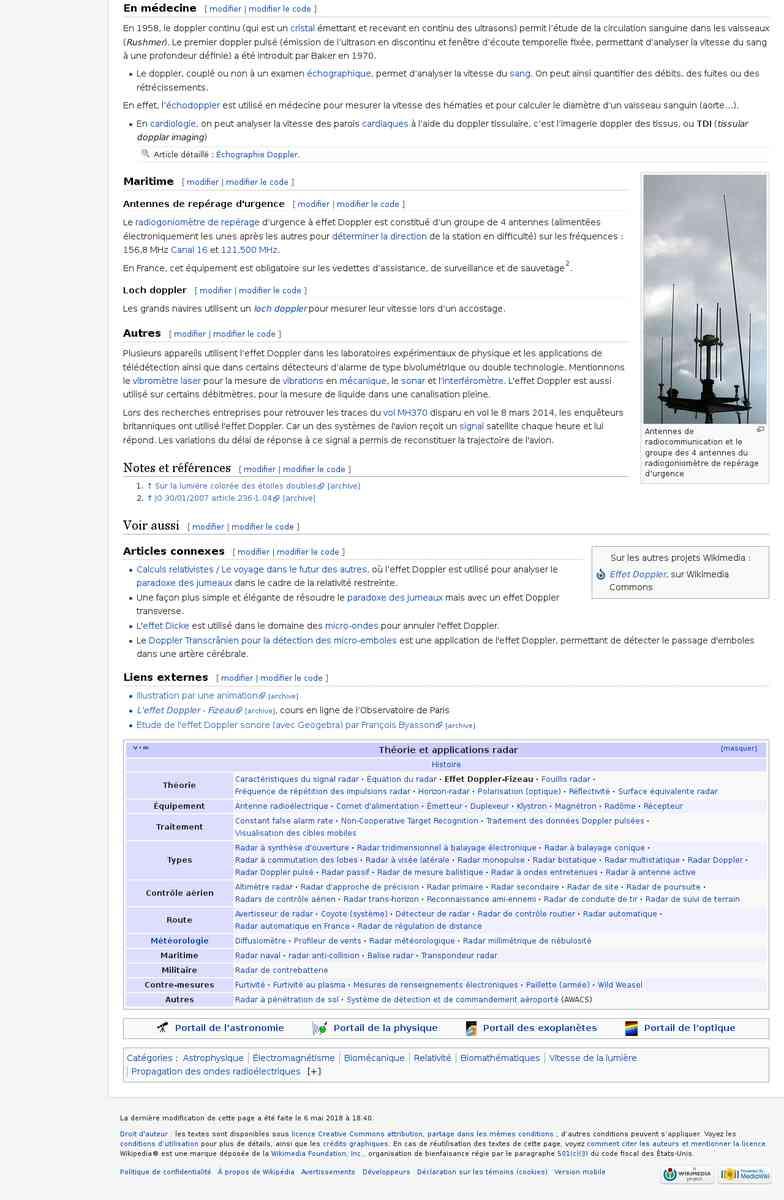 fr.wikipedia.org/wiki/Effet_Doppler#En_m%C3%A9decine