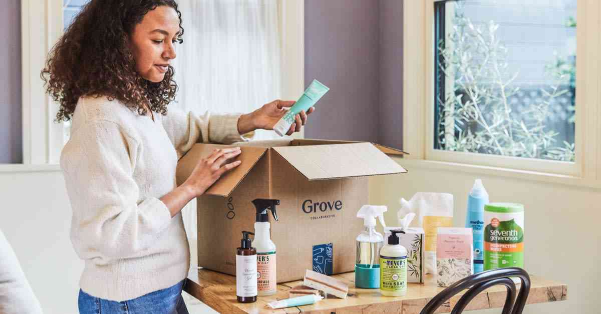 Natural Household and Personal Care Products | Grove Collaborative
