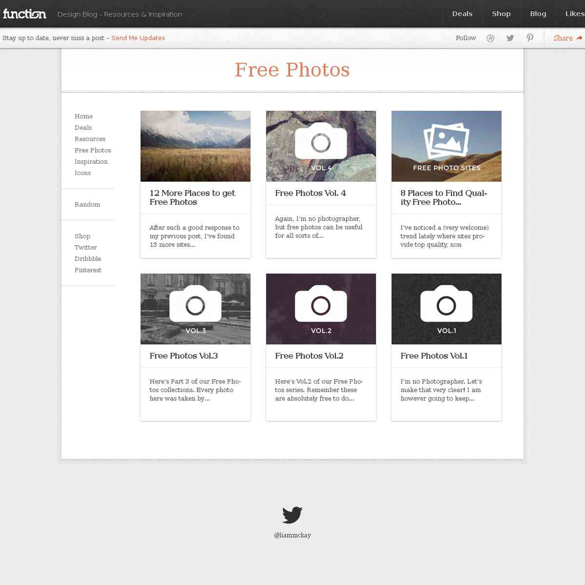 Free Photos – Function Design Blog