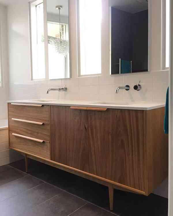 Bathroom — Sawdust Timber Furniture