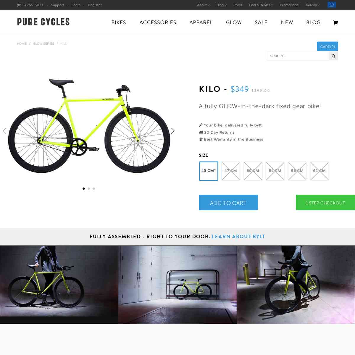 Kilo | Pure Fix Cycles